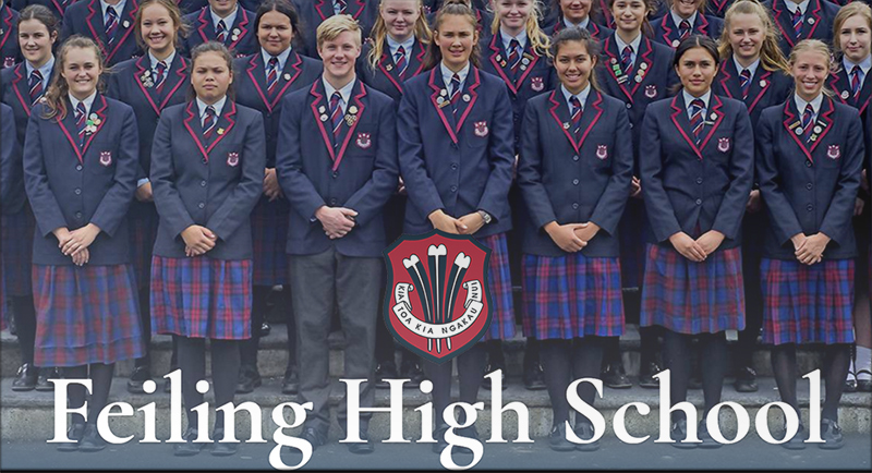 Feilding High School